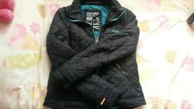 Superdry ladies jacket size small