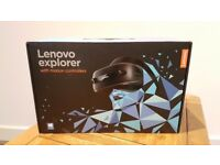 BRAND NEW and SEALED! Lenovo Explorer VR with motion controllers