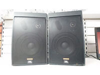 JBL Control 5 Passive Studio Monitors - Black (Pair)