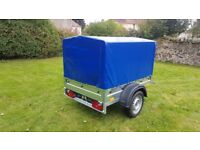New Trailer 5,25 x 3,62 with cover Today - 5%