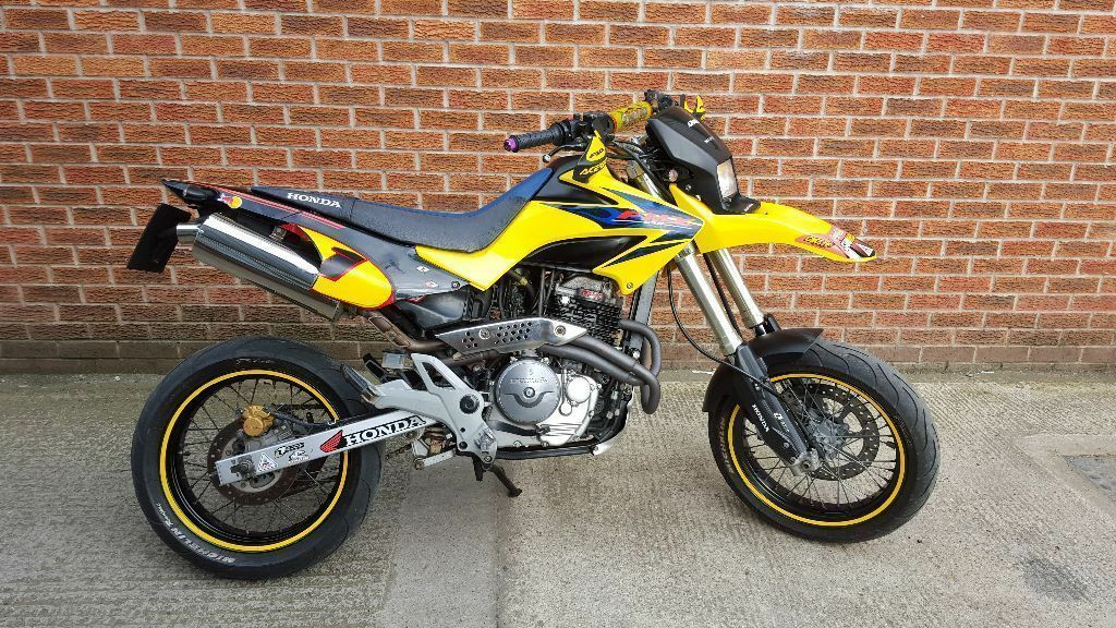 honda fmx 650 in nottingham nottinghamshire gumtree. Black Bedroom Furniture Sets. Home Design Ideas