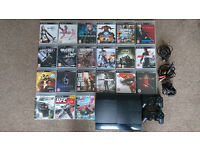 Good condition PS3 + 21 games (boxed)