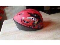 Child's cycle helmet
