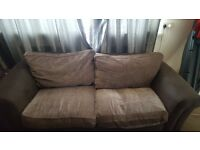 FREE Large 2 seater settee!!