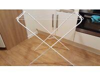 IKEA JÄLL White Foldable Drying Rack