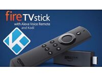 Amazon Fire TV Stick with voice control (2nd generation) with latest kodi version 17.6 (firestick)
