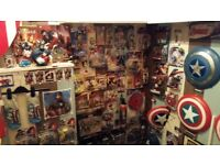 CAPTAIN AMERICA TOYS AND MERCHANDISE!