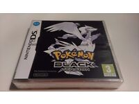Pokemon white and black both sealed!