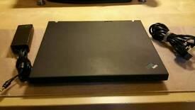"Lenovo ThinkPad T42 15"" (40GB HDD, Intel Pentium M, 1.7GHz, 1.0GB RAM) Laptop"