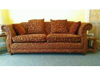 Great condition 3 seater sofa.