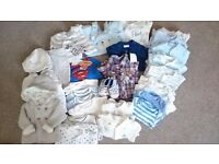 Baby boys clothes bundle