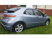 2007 57 REG HONDA CIVIC SE I-CTDI 1 OWNER 6 SPEED GEAR BOX WONDERFULL CAR