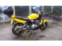 SUZUKI GSF 600 Bandit 2003 - Recently fitted new parts and extras