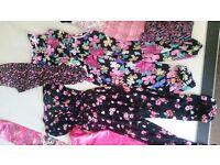Girls 8-10yrs summer bundle