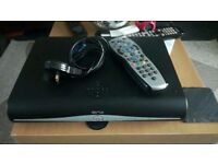 Sky hd box drx 890, 500gb hard drive with remote