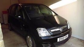 Vauxhall meriva 1.4 petrol,2010,38,000 on clock