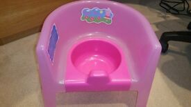 Peppa Pig Potty Chair