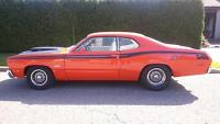 "Plymouth (Dodge)Duster 73 ""Match Number"""