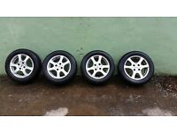 MK1 Ford Focus Collection Alloys for sale