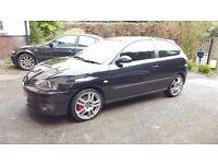 2006/56 Seat Ibiza Cupra 1.9 TDI 160PD 6 Speed Manual Black