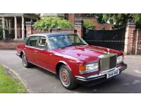 ROLLS ROYCE SILVER SPUR....1986 .. Mot April 2019