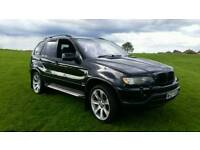 BMW x5 2002 private reg and ktm