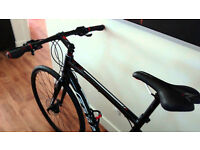 Black FELT QX85 bike stolen from Emmer Green 10th Oct - £50 reward