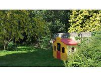 USED garden playhouse