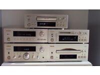 TEAC Reference 500 Series Hi-Fi Separates