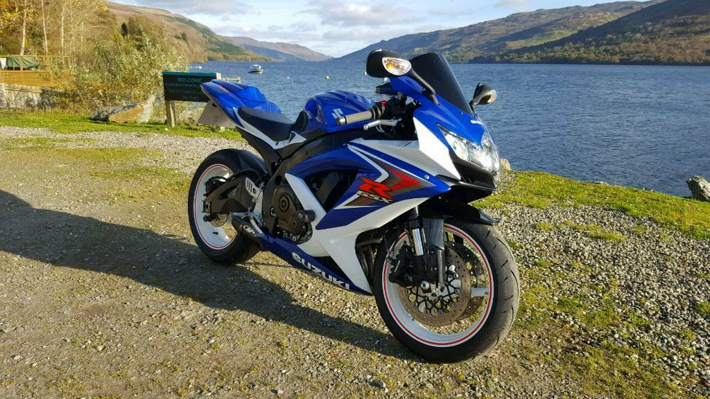 Gsxr 750 2009 swap or sell | in Perth, Perth and Kinross | Gumtree