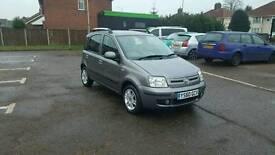 Fiat panda dynamic £20 a year tax ,1.3 diesel ,full mot ,60 plate,2011, 77000 miles