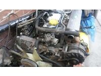 Land Rover Discovery 200 TDI Engine