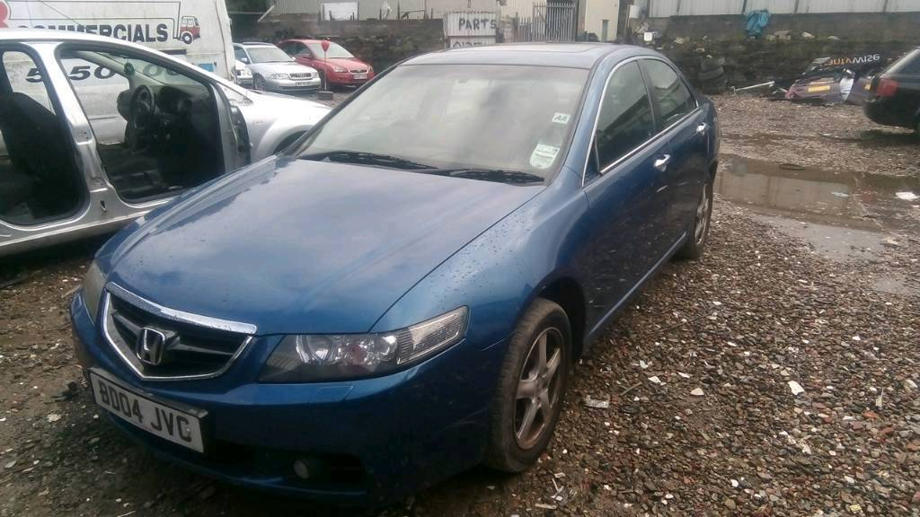 Breaking Honda accord 2.2 diesel