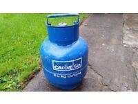Calor Gas 4.5kg Blue Bottle --- £15