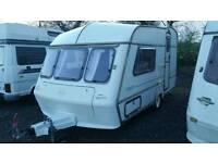 1994 ABI AWARD 2 BERTH caravan with awning