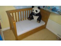 Mamas and Papas ocean cot / cotbed