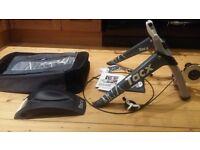 Tacx Satori Stripes High Power Cycle Trainer