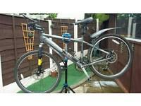 Saracen hardtall mountain bike