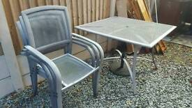 Garden Furniture Set- Free!