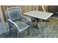 Garden Furniture Set- Free!