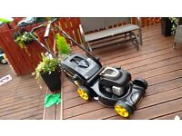 NEW McCulloch self propelled petrol mower 125cc