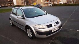 """""""Now reduced""""Renault Megane 1.5dCi 80 Rush Diesel (2005)"""