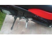 Rieju rs2 50cc moped