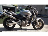 Honda hornet 900 26k miles 2003 immaculate condition