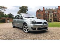 Renault Clio Renaultsport 172 (full respray good spec)