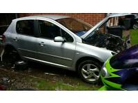 Peugeot 307 various parts still available breaking