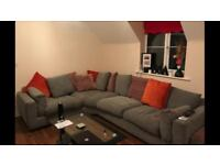 large corner sofa £250