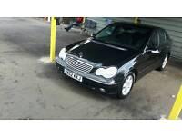 Mercedes c180 elegance automatic lpg gas converted