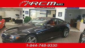 2007 BMW M6 - 2dr coupe - only $239 biweekly