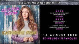 Katherine Ryan Tickets for the Playhouse Edinburgh